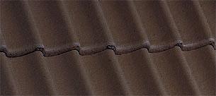 Bramac Duna Protector barna tetőcserép