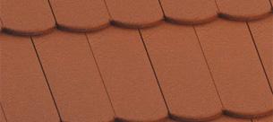 Bramac Reviva Lumino barna tetőcserép