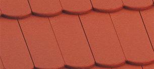 Bramac Reviva Lumino vörös tetőcserép