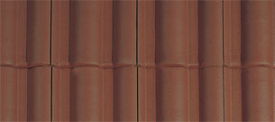 Bramac Római Protector barna tetőcserép