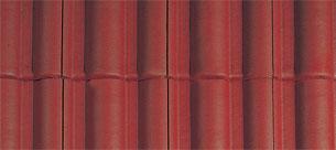 Bramac Római Protector vörösbarna tetőcserép