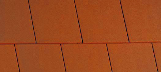 Bramac Tectura Protector téglavörös tetőcserép