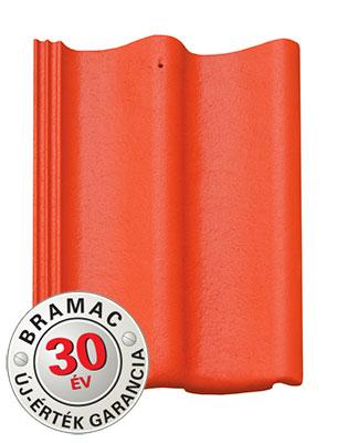 Bramac Duna Protector rubinvörös tetőcserép