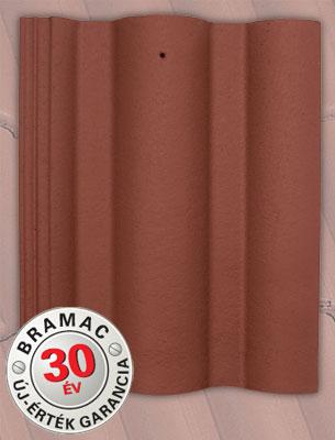 Bramac Merito Plus barna tetőcserép