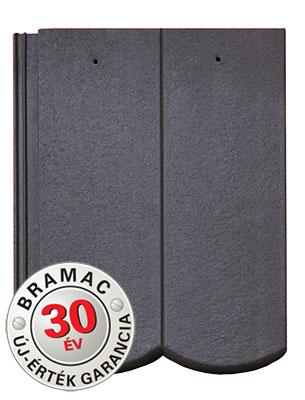 Bramac Reviva Merito Plus antracit tetőcserép
