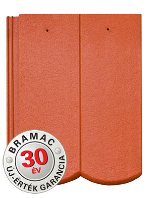 Bramac Reviva Merito Plus téglavörös tetőcserép