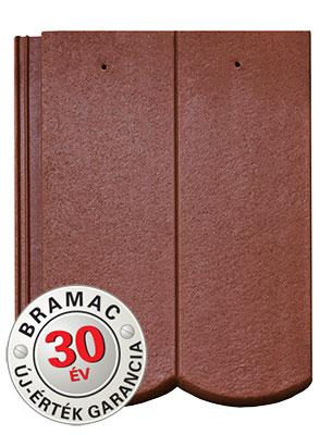 Bramac Reviva Protector barna tetőcserép