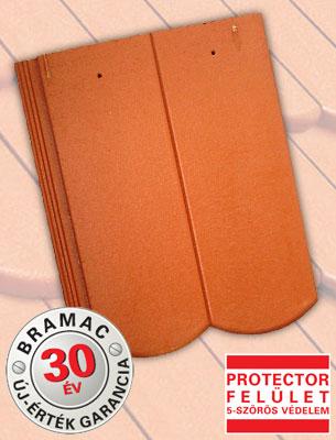 Bramac Reviva Protector téglavörös tetőcserép