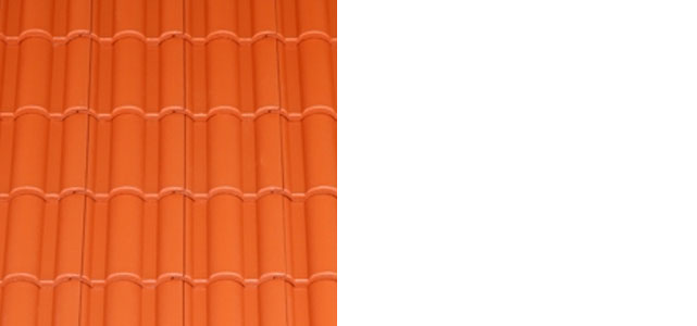 Mediterrán Danubia Resistor tetőcserép