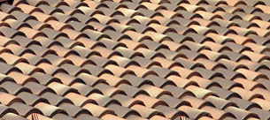 Mediterrán Coppo modena tetőcserép