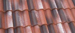 Mediterrán Coppo velence tetőcserép