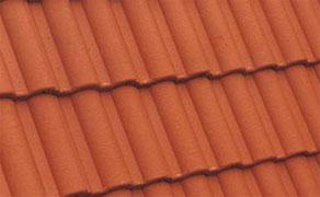 Mediterrán Danubia ColorSystem tetőcserép