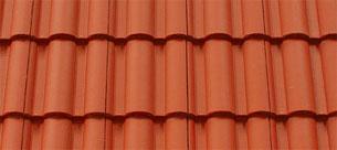 Mediterrán Danubia ColorSystem tégla tetőcserép
