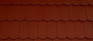 Mediterrán Rundo ColorSystem barna tetőcserép