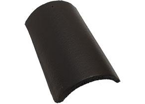 Terrán Synus Elegant fekete kúpcserép kúpcseréprögzítővel