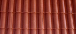 Terrán Danubia ColorSystem natúr tetőcserép