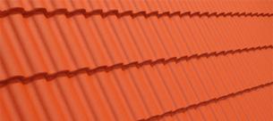 Terrán Synus ColorSystem meggypiros tetőcserép