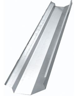 Tondach alumínium vápaelem süllyesztett vápához (szinezett)
