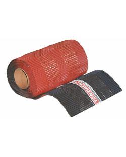Tondach gerinc/él/élgerinc lezárószalag (ólom) 280 mm