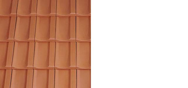 Tondach Polka tetőcserép