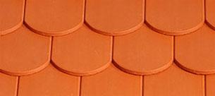 Tondach Hornyolt hódfarkú piros tetőcserép