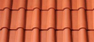Tondach Palotás terrakotta tetőcserép