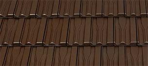 Tondach Tangó+ barna tetőcserép