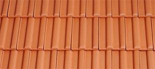 Tondach Twist terrakotta tetőcserép