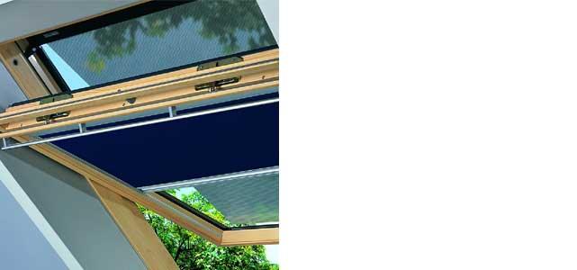Velux DOP csomag Külső hővédő roló (MHL) és fényzáró roló (DKL)