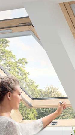 Velux GLL 1061B tetőablak