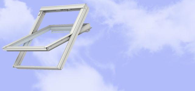Velux GLU tetőtéri ablak