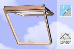 Velux GPL Tetőtéri ablak