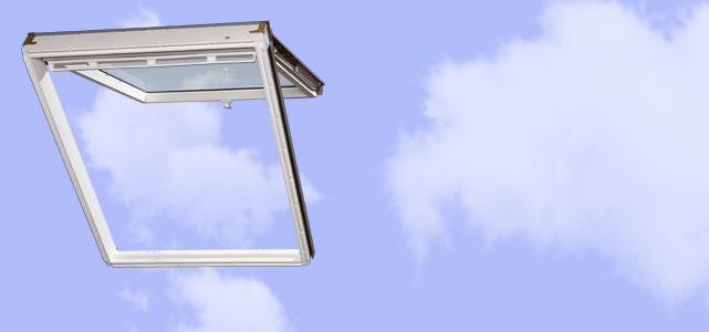 Velux GPU tetőtéri ablak