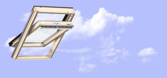 Velux GZL tetőtéri ablak