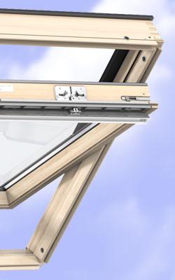 Velux GZL 1051 tetőablak