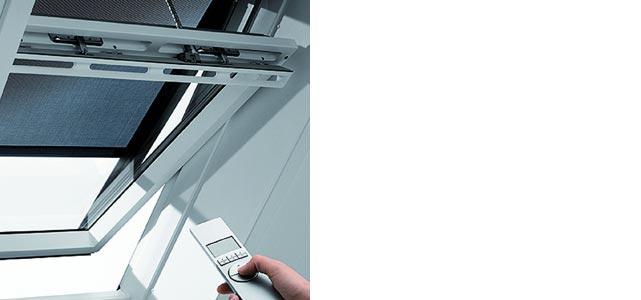 Velux MML Elektromos külső hővédő roló