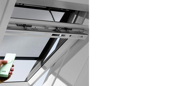 Velux MSL Napelemes külső hővédő roló
