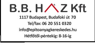 B.B. Ház Kft.